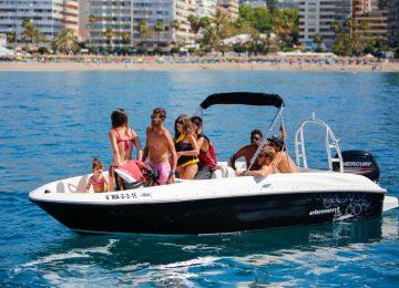 Paseo En Barco Marbella