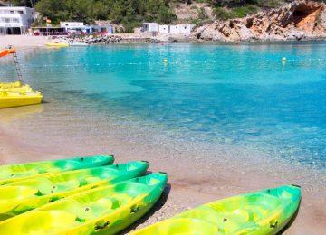 alquiler kayak marbella