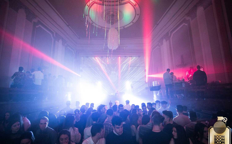 Discotecas en Granada