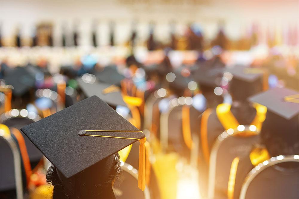 acto de graduacion